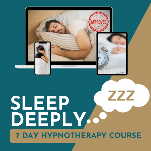 Hypnotherapy to Sleep Deeply