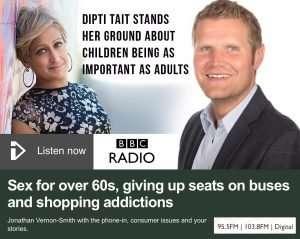 BBC Radio 3 Counties Interview