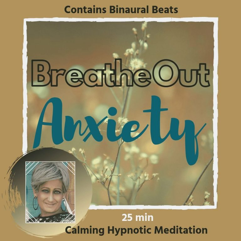Hypnotherapy for Anxiety