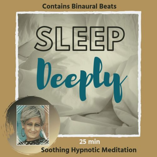 Sleep Deeply Hypnotherapy
