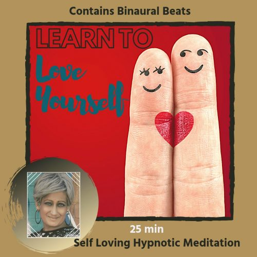 Learn to Love yourself with Hypnotherapy