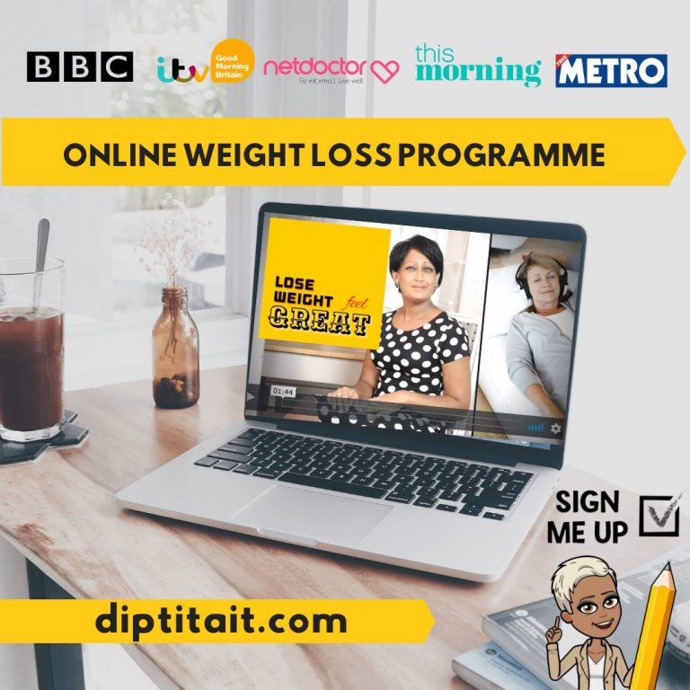 Lose Weight Feel Great with Dipti Tait