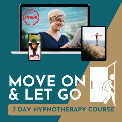 Move on and Let Go with Hypnotherapy
