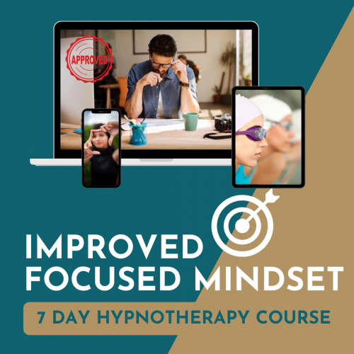 Hypnotherapy for Focus