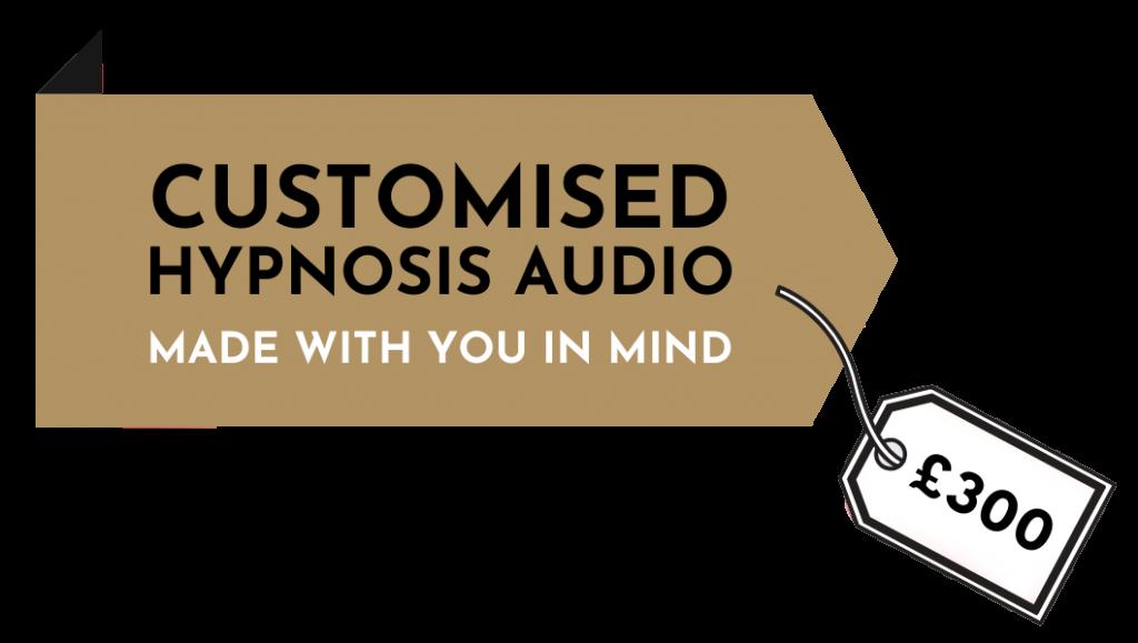 Custom Audio Label for Headphone Girl Section