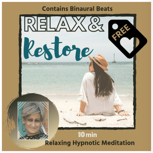 Free Relaxation Hypnosis Audio